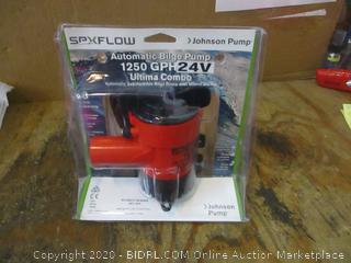 Spxflow Automatic Bilge Pump