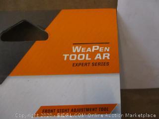 WeaPen Tool AR