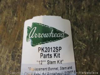 """12"""" Ste Replacement Kit Bonnet, Stem and Check Assy"""