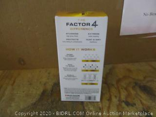 Factor 4 Rust-Oleum Synthetic Wax System