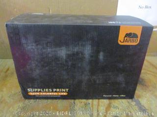 Jarbo Supplies Print