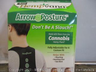 Arrow Posture