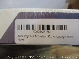 Ancestry Health DNA Activation Kit