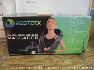 Shiatsu Neck and Back Massager