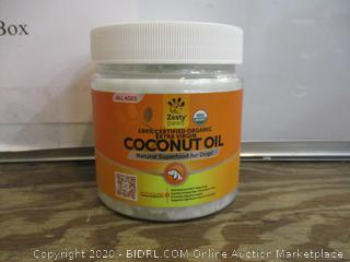 Zesty Paws Coconut Oil For dogs