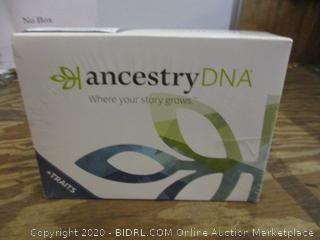 Ancestry DNA  Traits