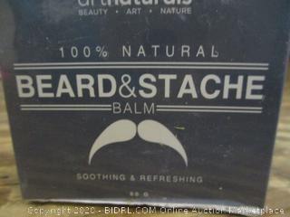 Beard & Stache Balm
