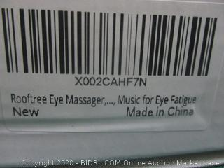 Rooftree Eye Massager