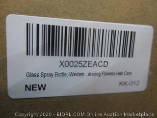 Glass Spray Bottles see pictures