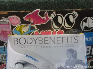 Body Benefits  Conair Massager