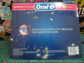 Oral B refill Brush Heads