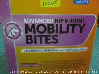 Zesty Paws Advanced Hip & Joint Mobility Bites