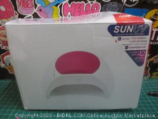 Sunuv LED UV Nail Lamp