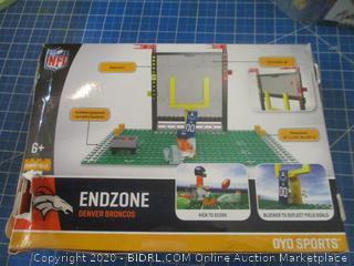 End Zone Denver Broncos