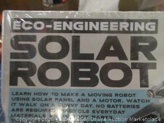 Eco-engineering Solar Robot