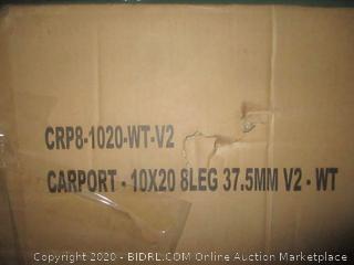 Carport 10x20