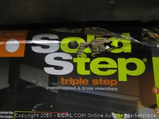 Solid Step triple step