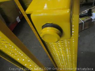 Vestil Adjustable Step Mate stand Steel