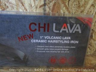 Chi Lava Ceramic Hairstyling Iron