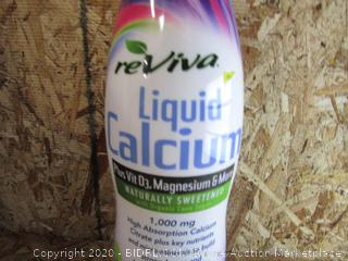 ReViva Liquid Calcium