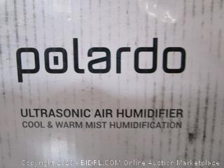 Polardo Ultrasonic Air Humidifier