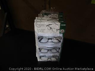 Design Optics Glasses Lot