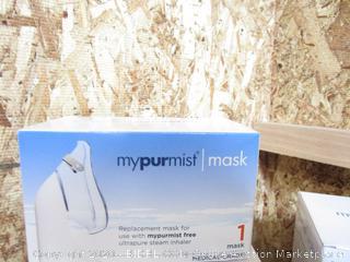 MyPurmist Cordless Ultrapure Steam Inhaler