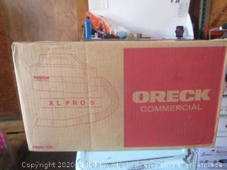 Oreck Commercial Vacuum