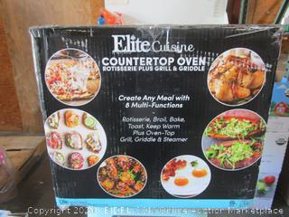 Elite Cuisine Counter Top Oven