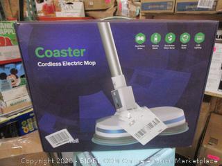 Coaster Cordless Electric Mop