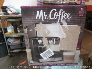 Mr. Coffee Maker