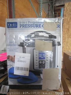 Yedi Pressure Cooker