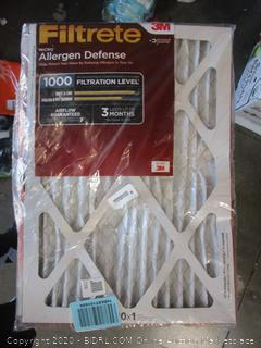 3M Filtrete House Filter 14x20x1