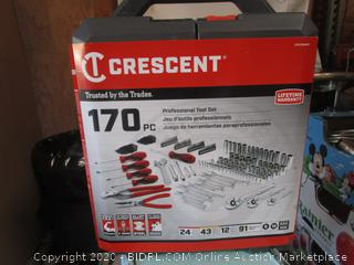 Crescent Professional Tool Set