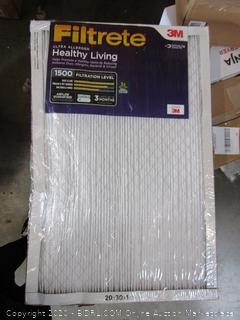 3M Filtrete House Filter 20x30x1