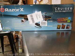 RazorX Electric Skateboard