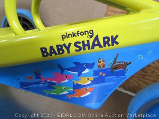 Pinkfong Baby Shark Tricycle