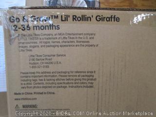 Little Tikes Giraffe