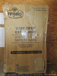Regalo Easy open Extra Wide