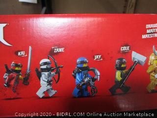 Lego Ninjago Masters of Spinitzu