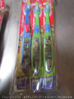 Colgate Kids Toothbrushes