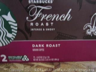 Keurig Starbucks French Roast K-Cups Coffee