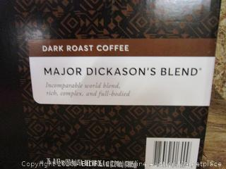 Peet's Coffee Major Dickason's Blend Keurig K-Cups