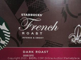 Keurig Starbucks French Roast K-Cups Coffee