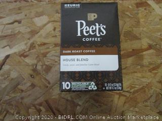 Keurig Coffee Peet's House Blend K-Cups