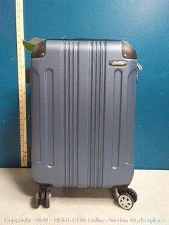 "Rockland Luggage Hardside Spinner 20"""