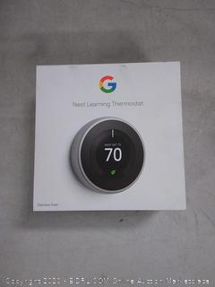 Google Nest Learning Thermostat (previously owned) online $214
