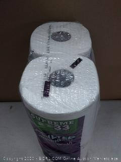 quilter Northern Ultra plush 8 rolls of toilet paper 3 ply