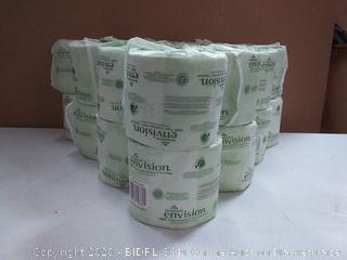 envision 2-ply toilet paper 20-count