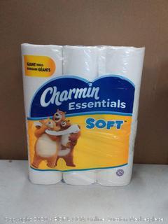 Charmin Essentials toilet paper 12 rolls